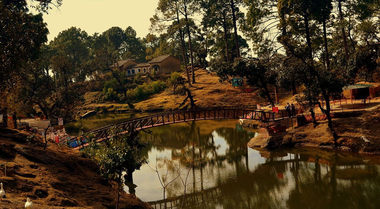 Lansdowne Uttarakhand - Offbeat Hill Station