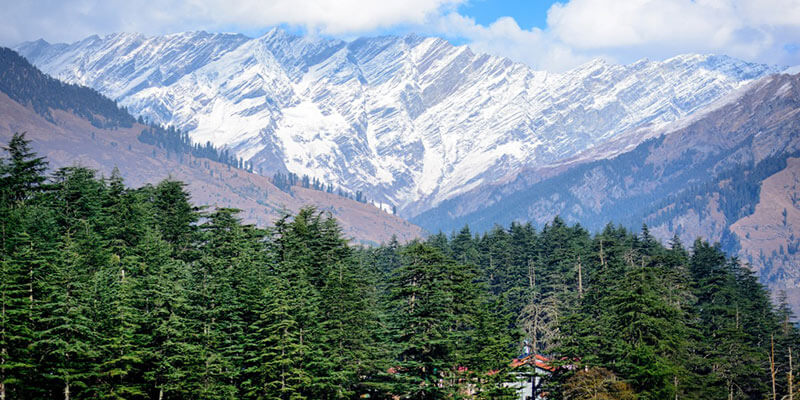 Manali - Hill Station in India