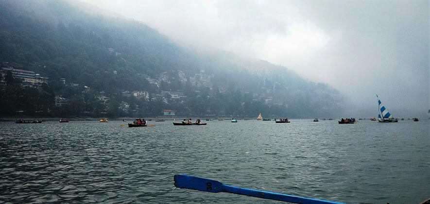 Nainital - Hill Station in India