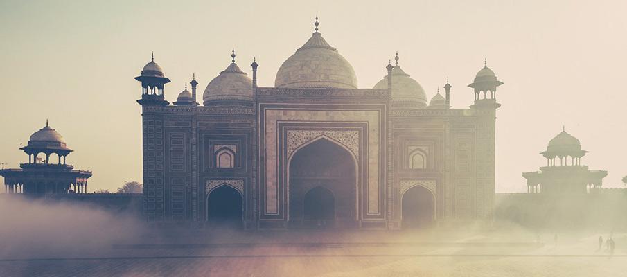 Historical Landmarks in India