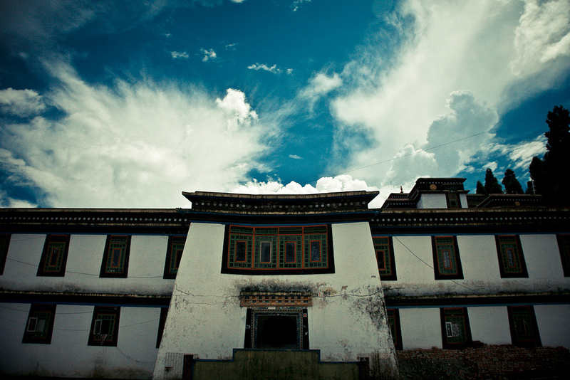 Buddhist Monasteries in India