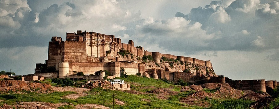 Magnificent forts in India