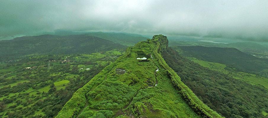 Treks around Mumbai and Pune