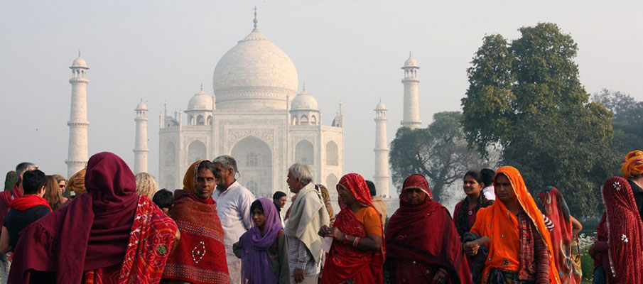 Indias most visited place