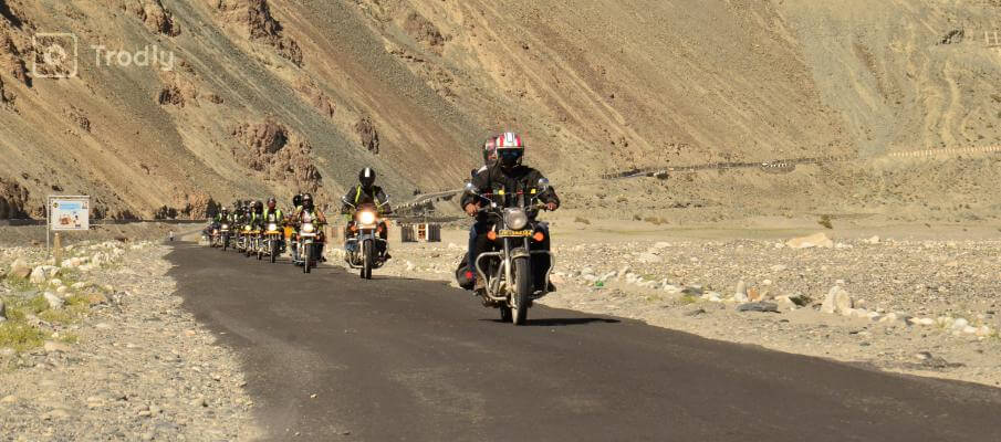 Best Leh Ladakh Bike Trip