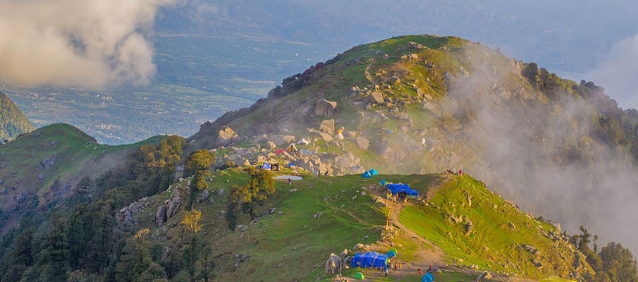 Triund Trek from Mcleodganj and Beyond