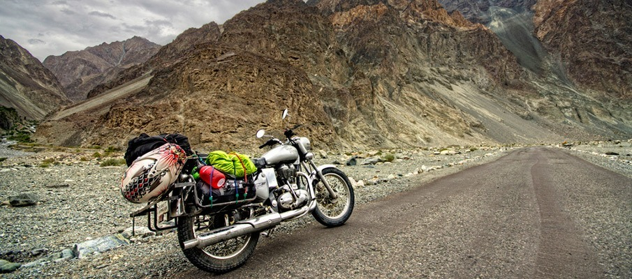 Ladakh Motorcycle Trip