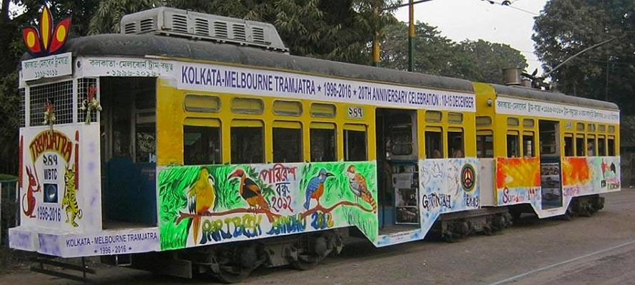 Calcutta Trams - Things to do in Kolkata