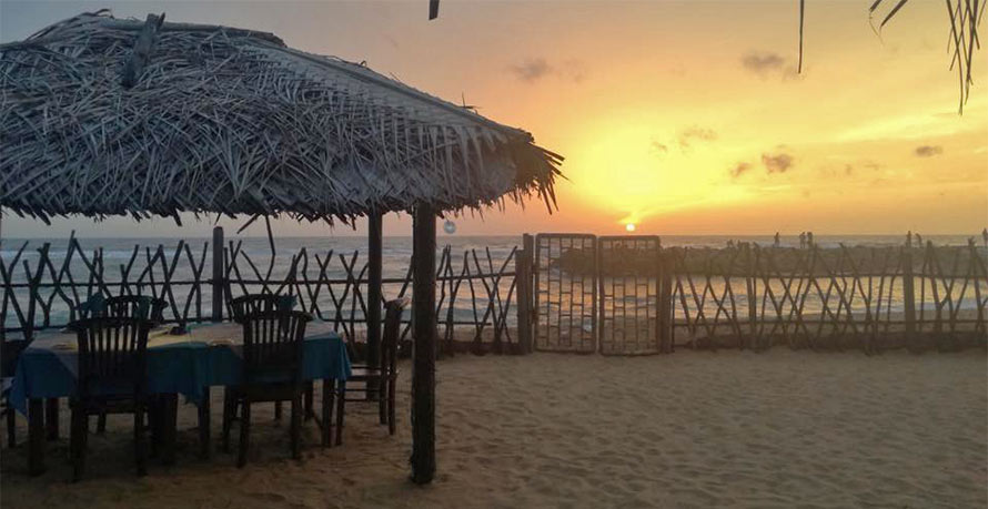 Top restaurants in Colombo - Beach Wadiya