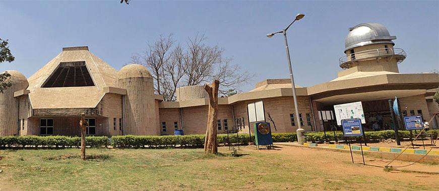 Jawaharlal Nehru Planetarium - Places To Visit In Bengaluru