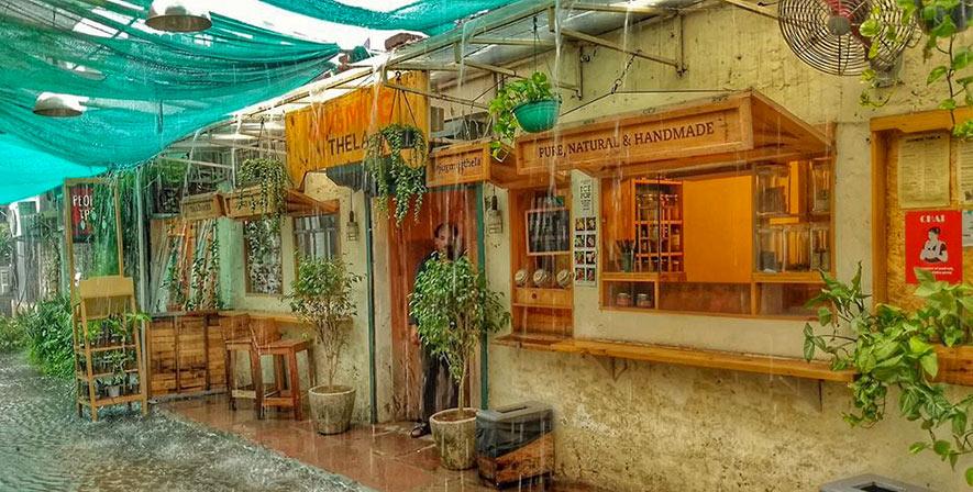 Jugmug Thela New Delhi - Best Cafes in South Delhi