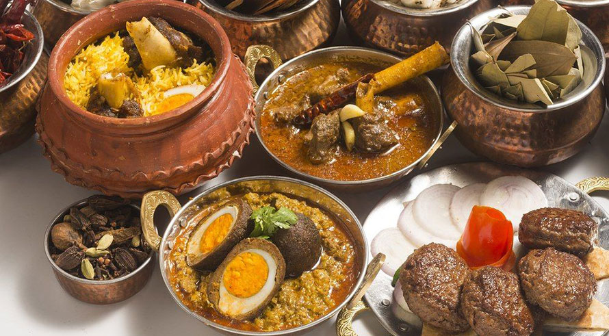 Best Restaurants in Kolkata - Oudh 1590 Restaurant-kolkata