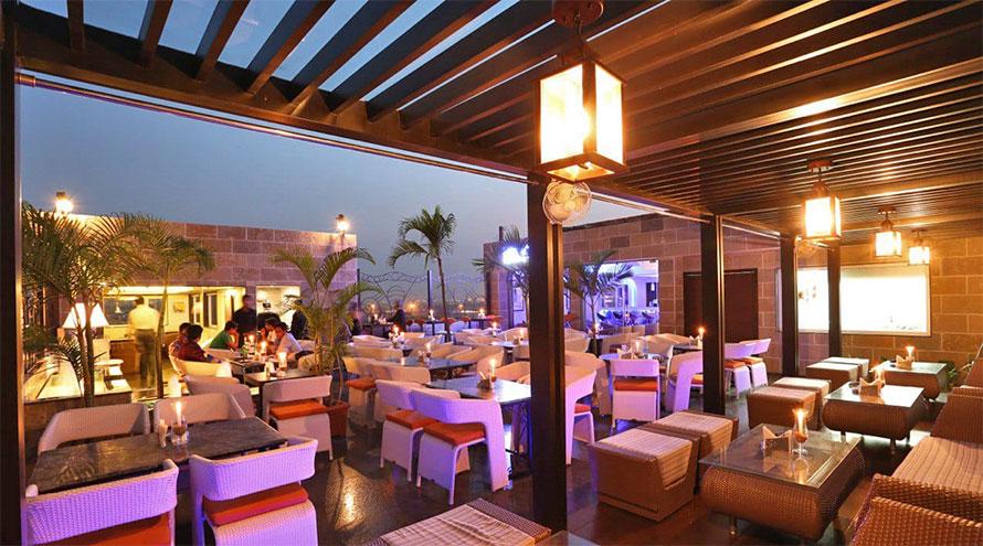 Best Restaurants in Kolkata - Blue and Beyond