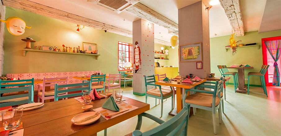 Guppy - Best Restaurants in Delhi