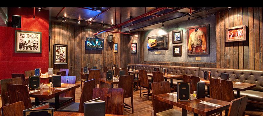 Hard Rock Cafe New Delhi - Best Cafes in South Delhi