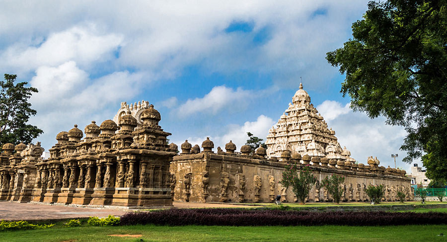 Kanchipuram - Weekend Destination from Chennai