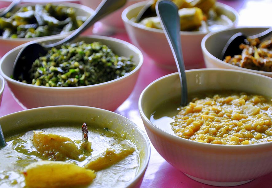 Things To Do in Kandy - Sri Lanka Food