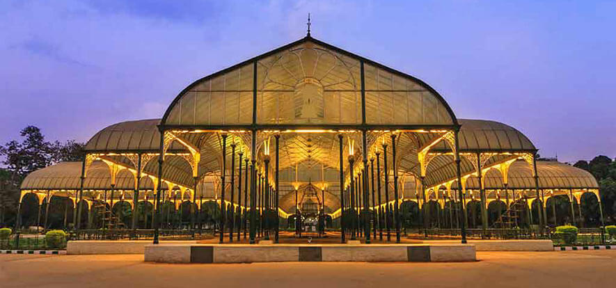 Lalbagh garden - Places To Visit In Bangalore