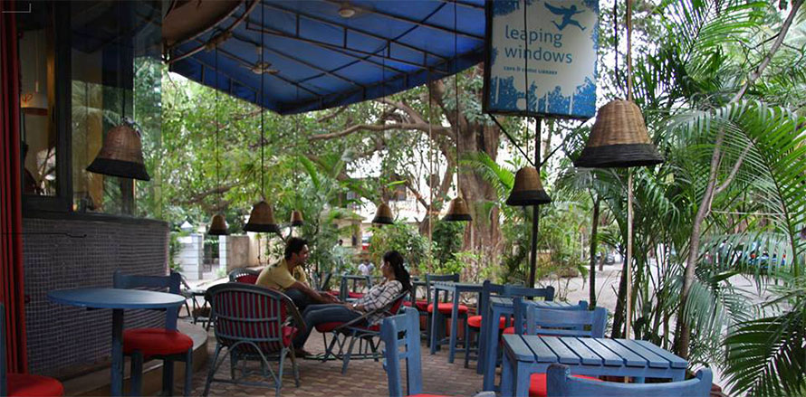 Unique Places to Eat in Mumbai - Leaping Windows