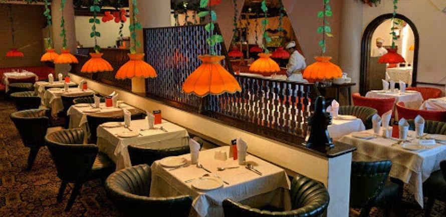 Best Restaurants in Kolkata - Mocambo Kolkata