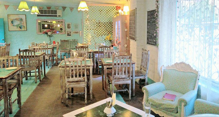 Rose Cafe New Delhi - Best Cafes in South Delhi
