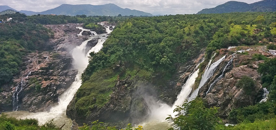 Shivanasamudra Falls - Best Day Trips From Bangalore