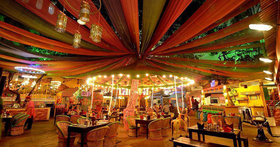Unique Places to Eat in Mumbai - The Village Mumbai