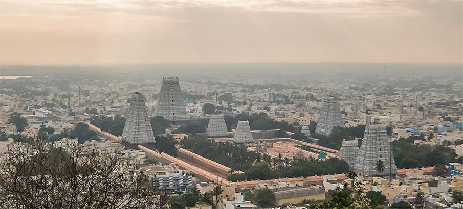 Tiruvannamalai - Best Weekend Getaways From Chennai