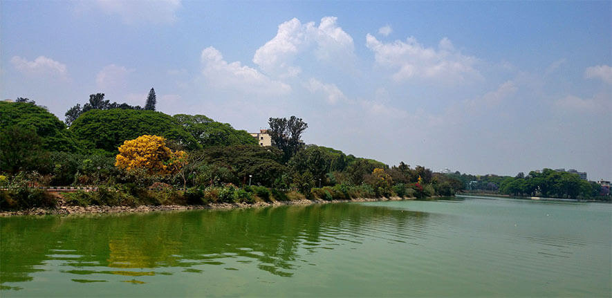 Ulsoor lake - Places To Visit In Bangalore