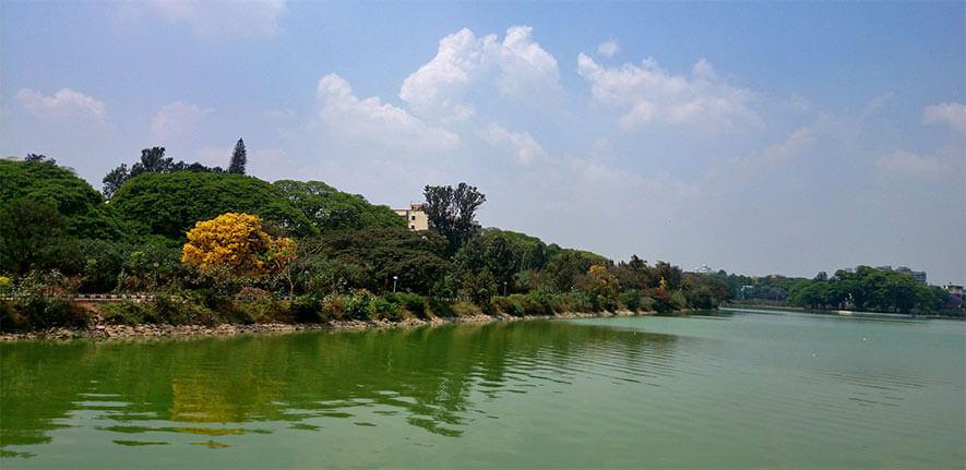 Ulsoor lake - Places To Visit In Bangalore
