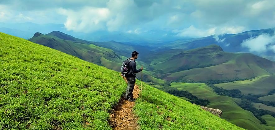 Best Places to Trek in Karnataka - Kudremukh Trek