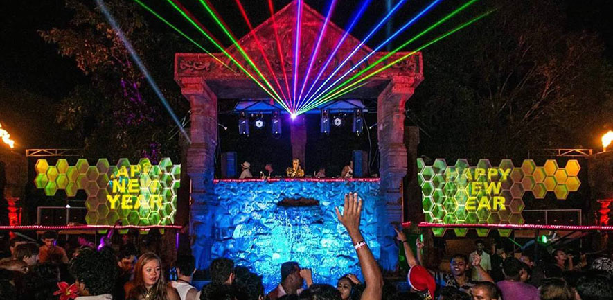 Leopard Valley - Best Nightclubs in Goa