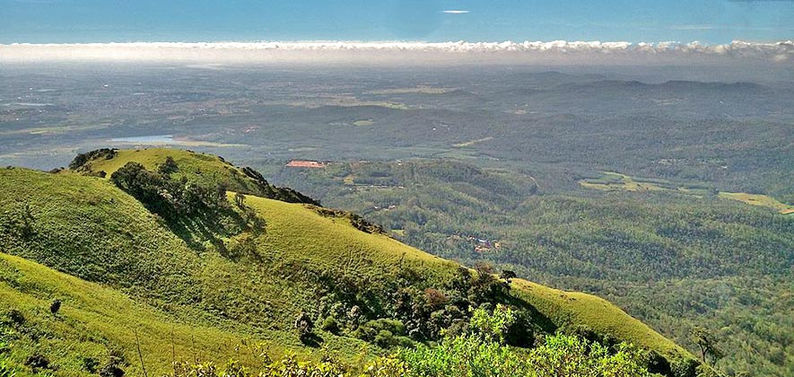 Best Places to Trek in Karnataka - Mullayanagiri Trek