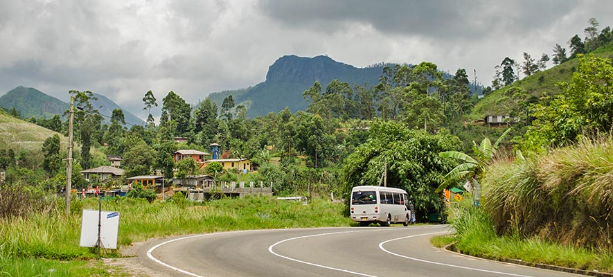 Sri Lanka's Hill Country Road-trip
