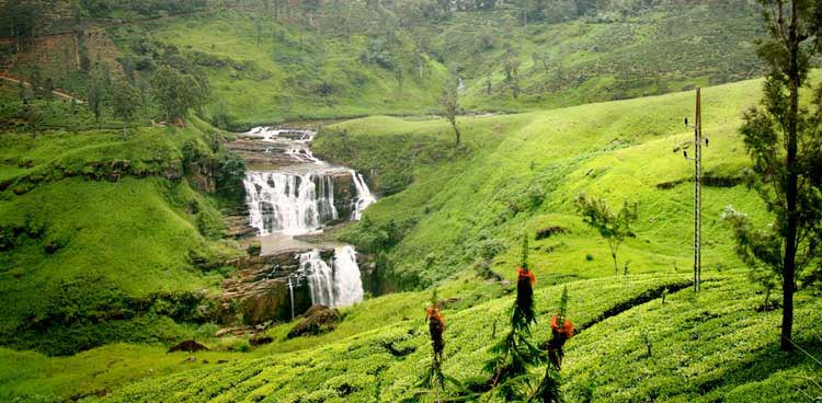 Things To Do in Nuwara Eliya - Waterfalls