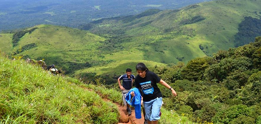 Best Places to Trek in Karnataka - Tadiandamol Trek