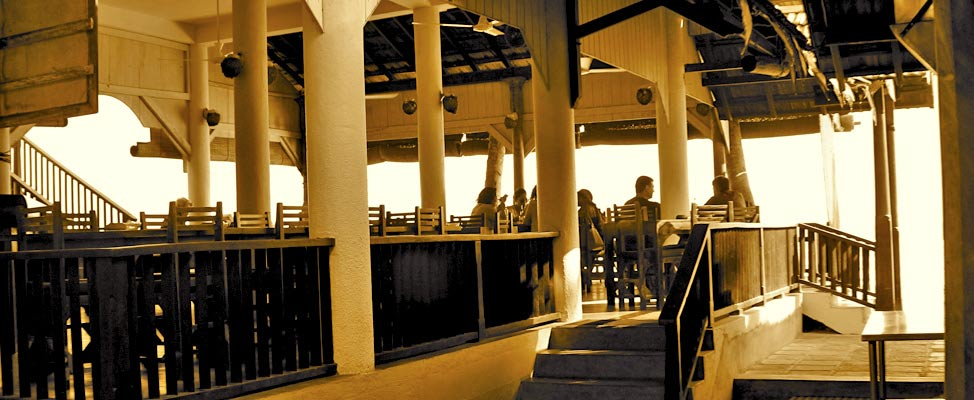Restaurants in Galle - Wijaya Beach Restaurant