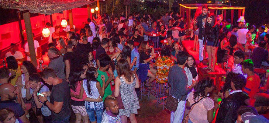 Club Cabana - Best Nightclubs in Goa