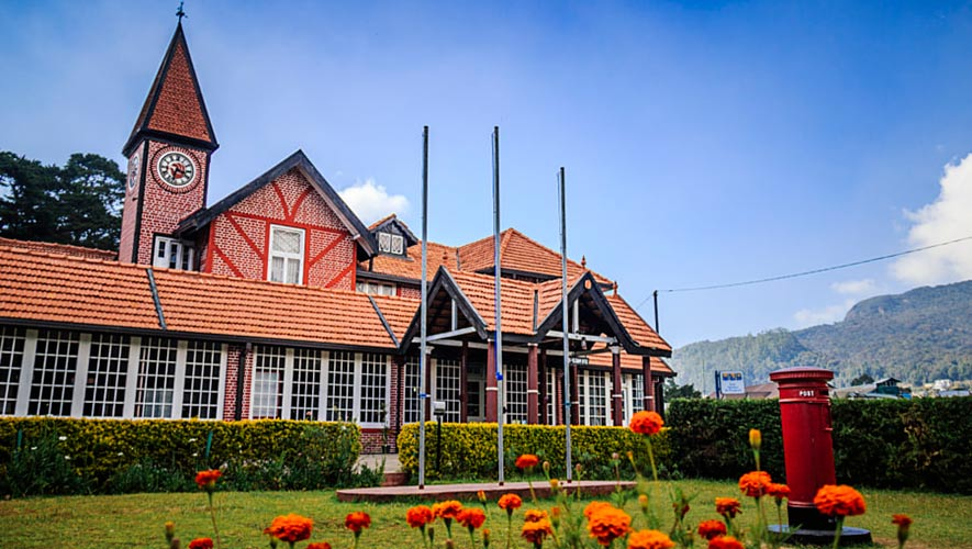 Things To Do in Nuwara Eliya - Post Office British Building
