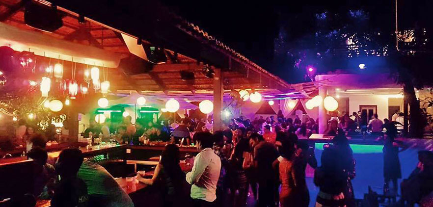 SINQ - Best Nightclubs in Goa