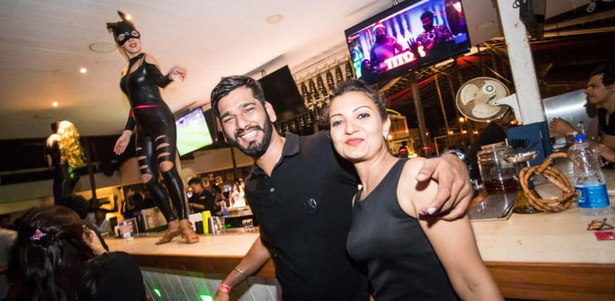 Titos - Best Nightclubs in Goa