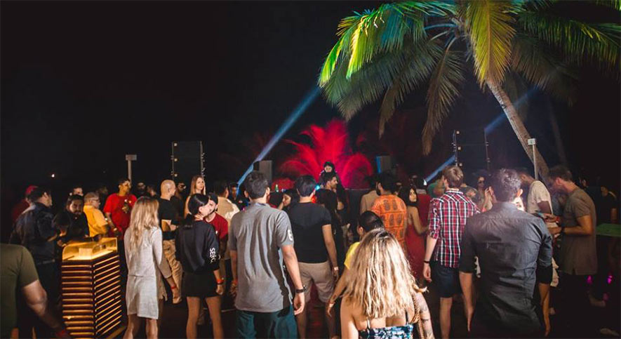 Waters Vagator- Best Nightclubs in Goa