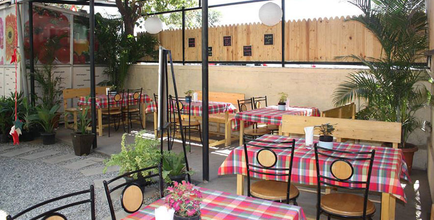 Cafes in Bangalore - Cafe Cerrise