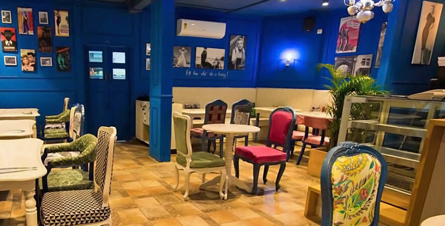 Cafes in Bangalore - Cafe Pink Pajamas