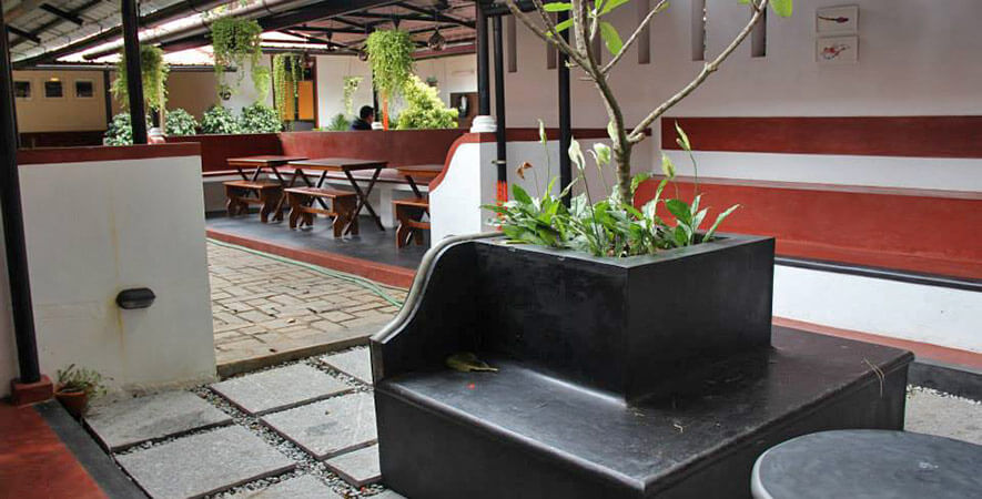 Cafes in Bangalore - Dyu Art Cafe