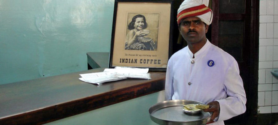 Indian Coffee House Bangalore