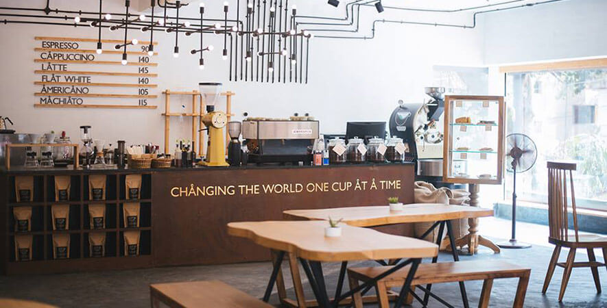 Cafes in Bangalore - Third Wave Coffee Roasters