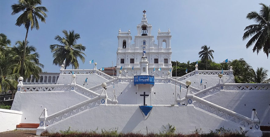 3 Days in Goa - Churches in North Goa
