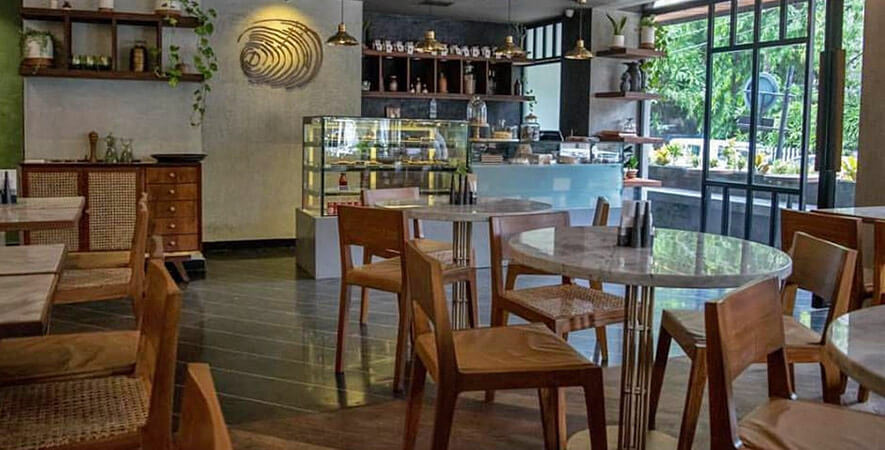 Cafes in Bangalore - Little Green Cafe