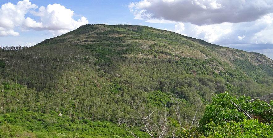 Hikes near Bangalore - Nand hills hike bangalore